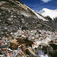 Генеральная уборка на Эвересте