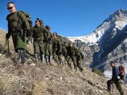 Особые подразделения спецназа – альпинисты