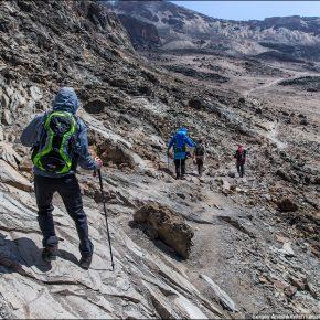 Самые популярные восхождения среди туристов